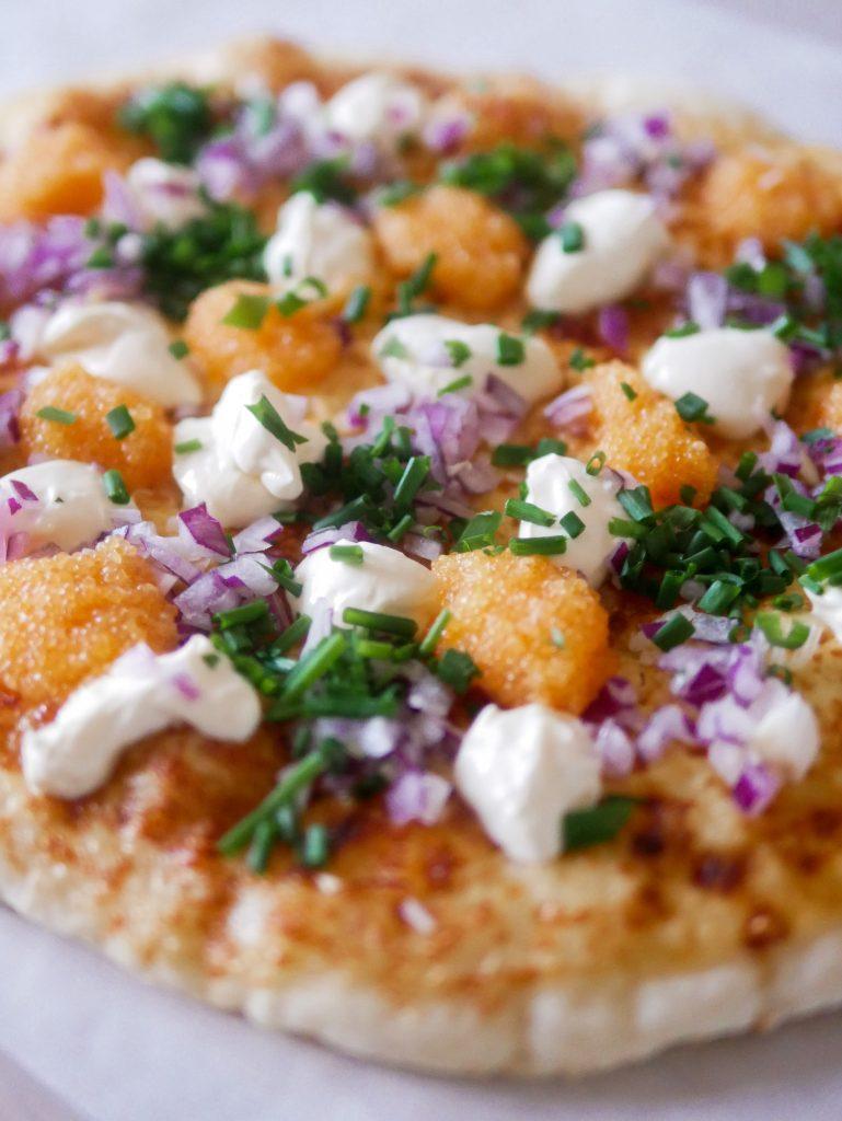 glutenfri pizzadeg