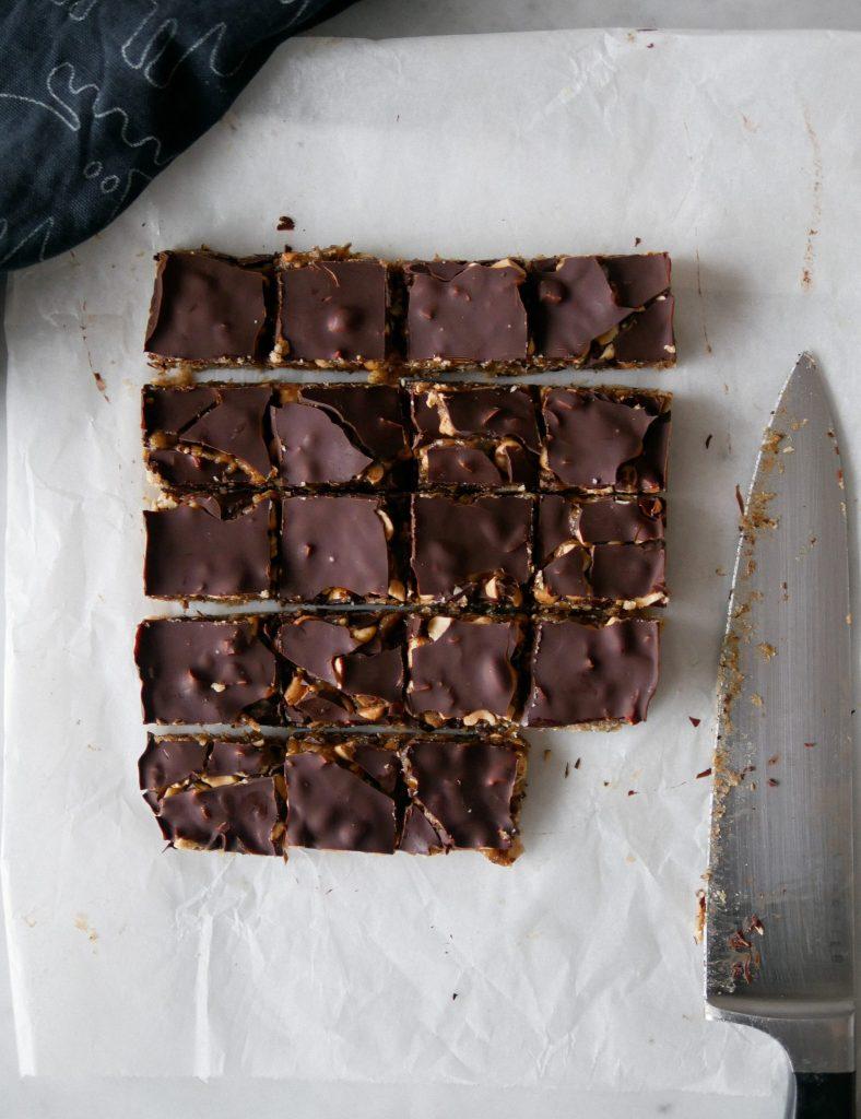 nyttiga snickers