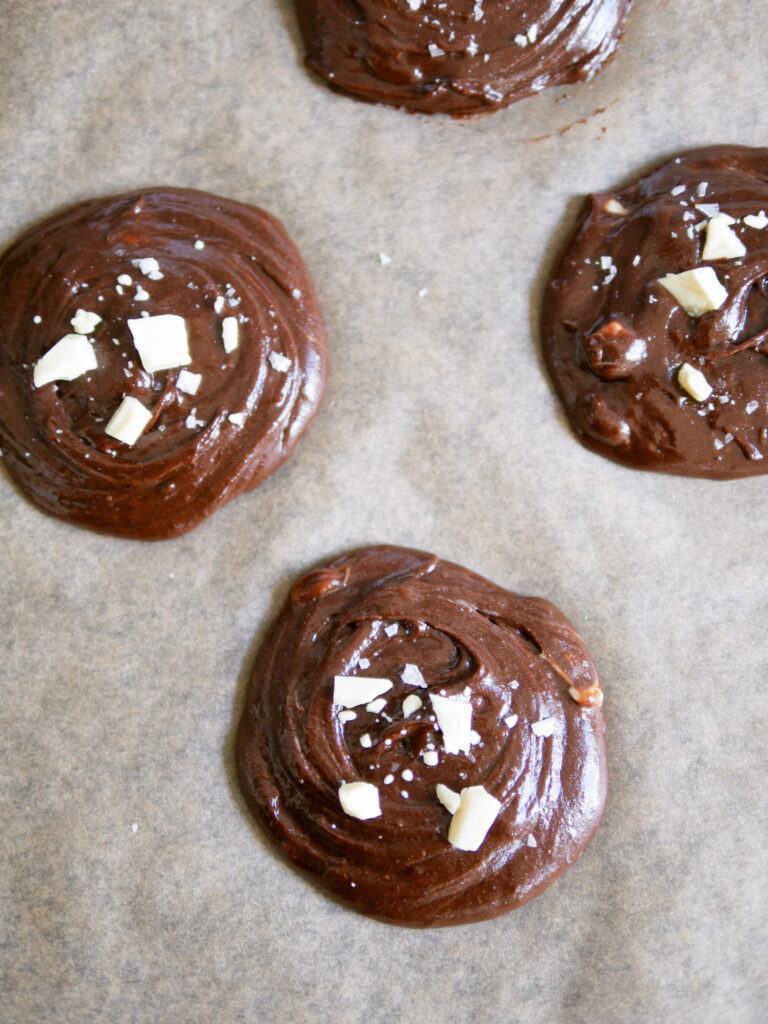 glutenfria chocolate chip cookies